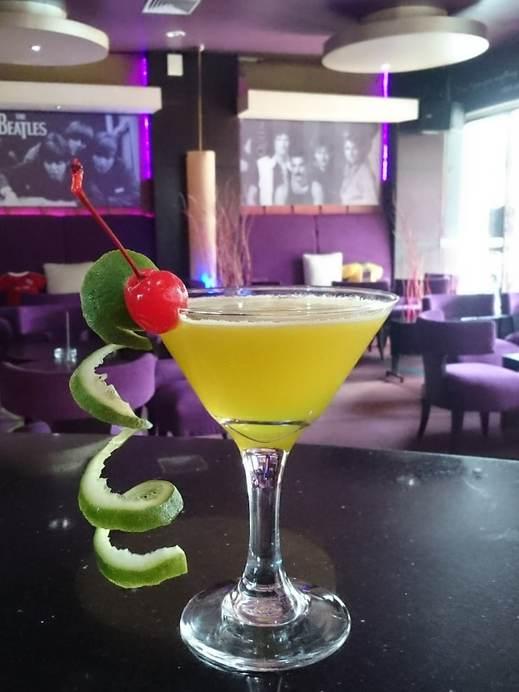 Grand Suka Hotel Pekanbaru - Lounge