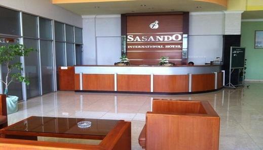 Sasando Hotel Kupang Kupang - Facilities