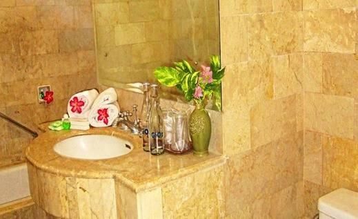 Tinggal Standard at Raya Kuta Andika Bali - Kamar mandi