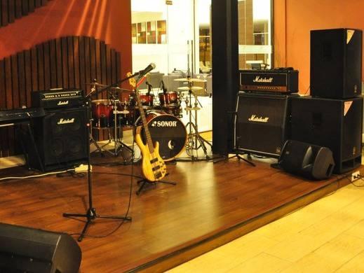NIDA Rooms Bogor The Jungle Fest Bogor Selatan - Musik Studio