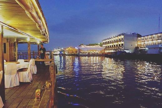 Grand Kartika Hotel Pontianak - Area Belakang