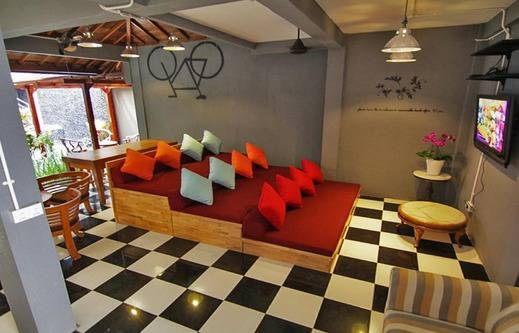 Kayun Hostel Downtown Bali - Interior
