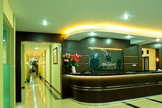 Gumilang Hotel Bogor - Resepsionis