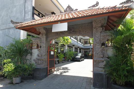 Airy Eco Kuta Bypass Ngurah Rai Gang Patasari 2 Bali  Bali - Exterior