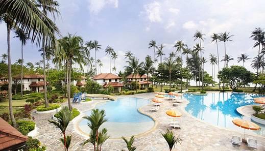 Banyu Biru Villa Bintan - Kolam Renang