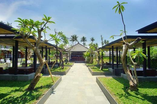 Brits Resort Lovina  Bali - Exterior
