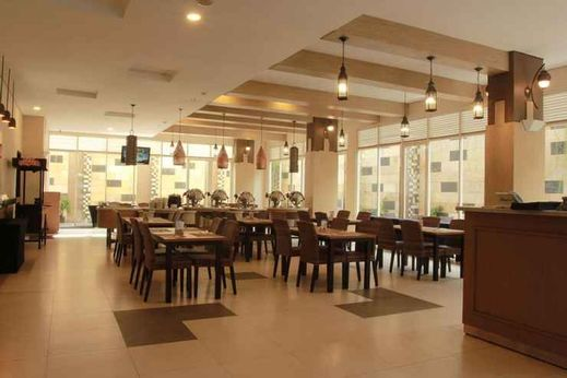 h Boutique Hotel Yogyakarta - Resto