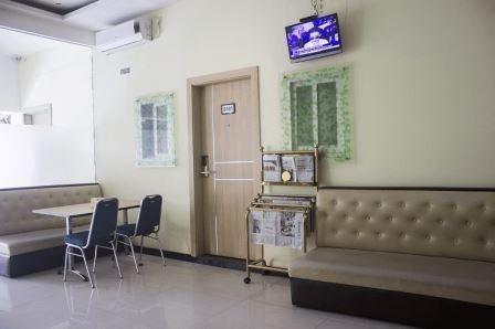 Tinggal Standard at Jalan Batu Ceper Jakarta - pemandangan
