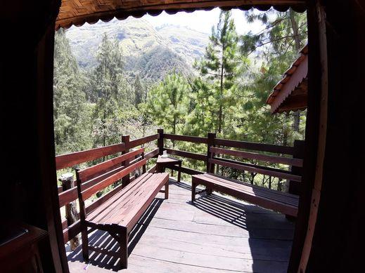 Villa Omah Kayu Bromo Probolinggo - Interior