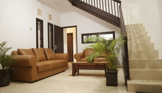 de Lungguh Family Homestay Banyuwangi - Interior