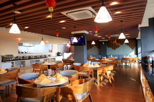 Aveon Hotel Yogyakarta by Daphna International Yogyakarta - Restaurant