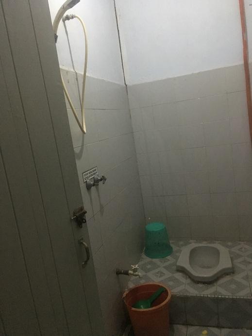 OYO 1269 Hotel Da'lia Jambi - Bathroom