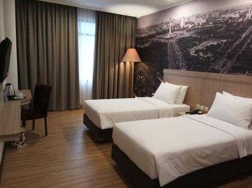 Hotel Zia Sanno Jakarta - Pluit Jakarta - Room