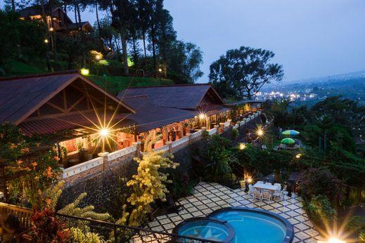 Parkside Talita Resort Ciloto Puncak Cianjur - View