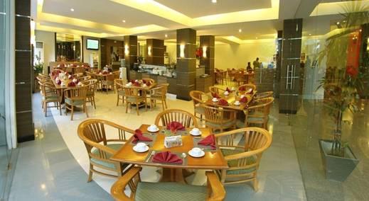 Hotel Pangeran City Padang - Restaurant