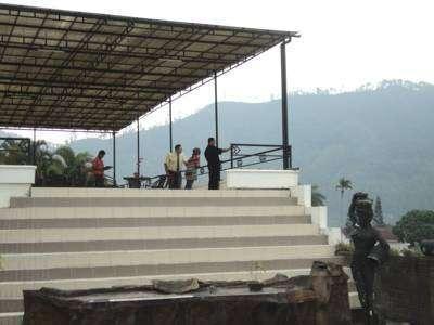 Seulawah Resort & Cafe Malang - Balkon