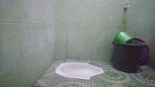 Purnama Raya Guest House Pematangsiantar - Bathroom