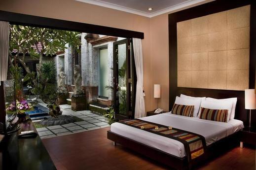 Sindhu Mertha Suite Sanur - Kamar Tidur