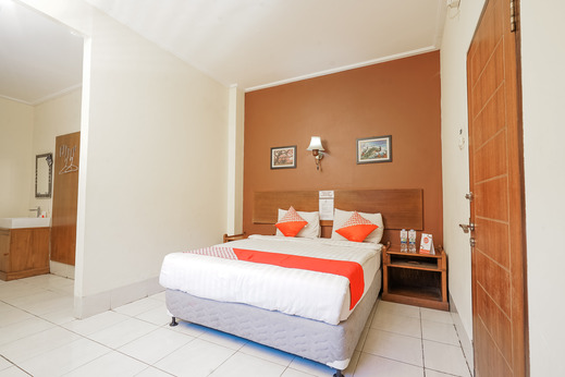 OYO 2675 Hotel Sebelas Syariah Bandung - bedroom