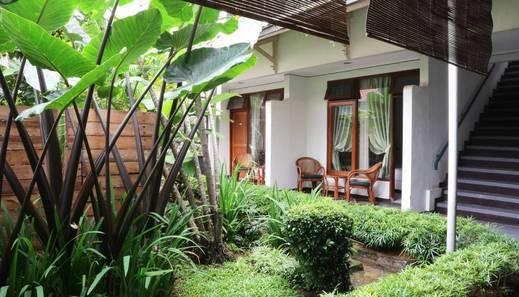 Wisma Bogor Permai Bogor - Garden View