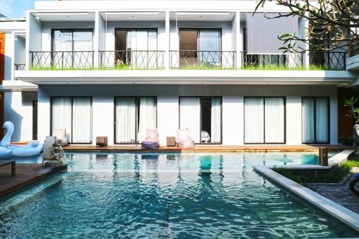 Gemini Star Hotel Bali - Kamar Superior Double/Twin Akses Kolam Renang