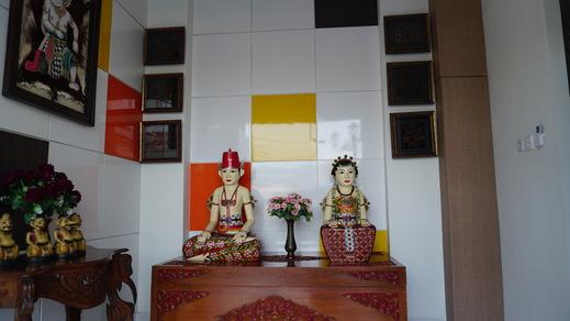The Cabin Tugu Hostel Yogyakarta - Lobby
