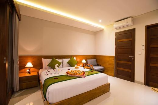 Seken Cottages Ubud Bali - Bedroom