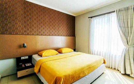 Hotel Andelir Bandung Bandung - Bedroom