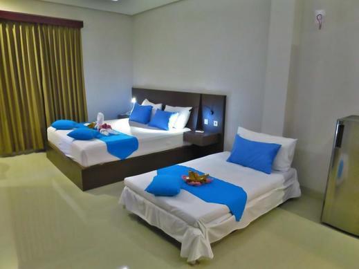 Akarsa Transit Bali - Guest room