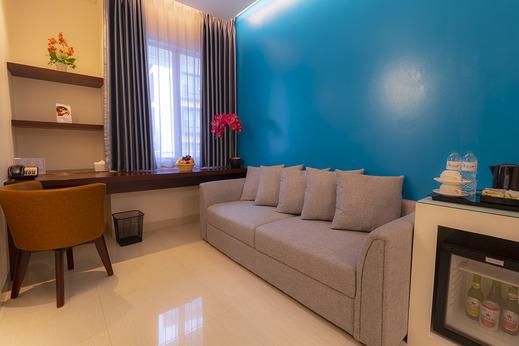 Grand Picasso Hotel Jakarta - JUNIOR SUITE NEW ROOM 2019