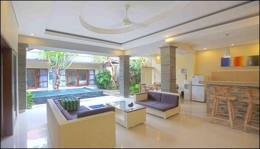 Krishna Villas Bali - interior