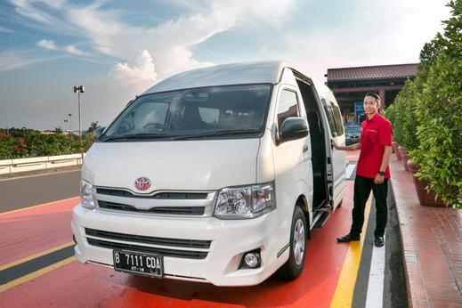 Jakarta Airport Hotel Tangerang - Pelayanan antar jemput
