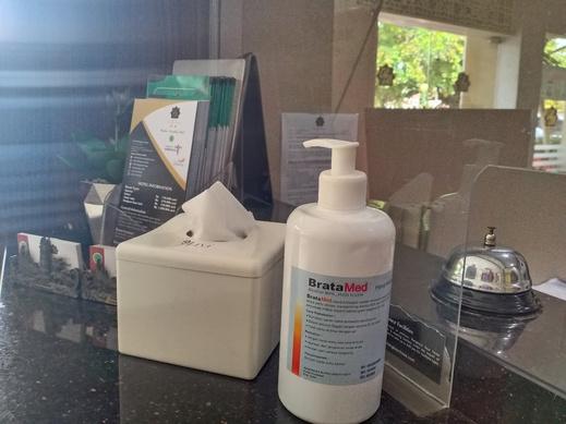 Rangkayo Basa - Halal Hotel Padang - Hygiene