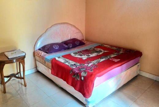 Pelangi Homestay Bali - room