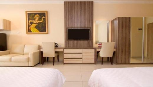 Hello Hotel Semarang Semarang - Bedroom