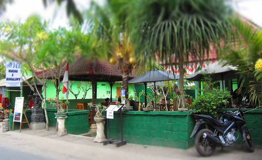 D and B Bungalows by WizZeLa Bali - Restoran