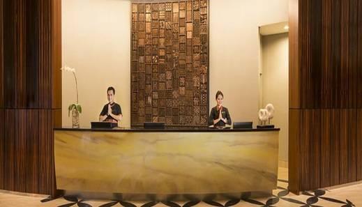 Best Western Premier The Bellevue Jakarta - Receptionist