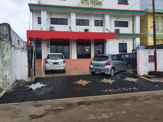 SPOT ON 2820 Hotel Perdana Syariah Palembang - Facade