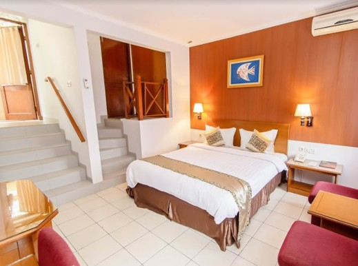 Ahadiat Hotel & Bungalow Bandung - Bungalow Bedroom