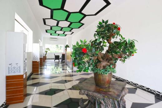 Habibah Syariah Hotel Kelapa Gading - Interior