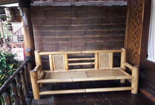 Villa Bambu 4 @ Sangkuriang Village Bandung - Exterior