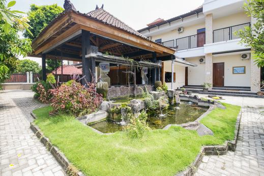 Airy Eco Mataram Cakranegara Anggada 18 Lombok - Garden