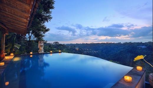 Pramana Watu Kurung Bali - Private Pool