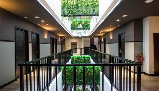 Hotel Grand Caman Bekasi - interior