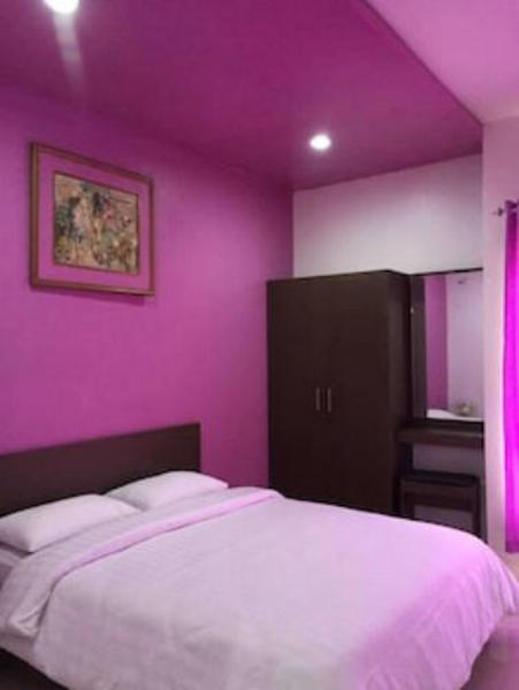 Villa Fahim 1 Puncak 4 Kamar Cianjur - Bedroom