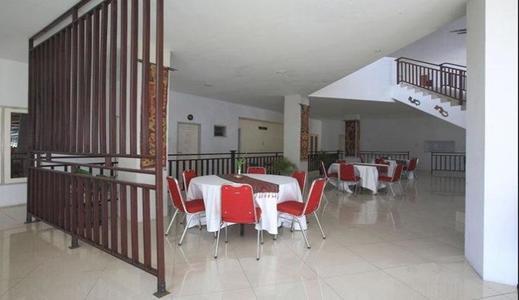Narmada Hotel Convention Hall Lombok - Interior