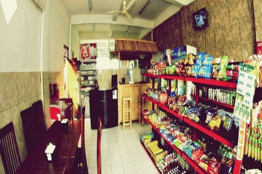 Gong Corner Hostel Bali - Minimarket