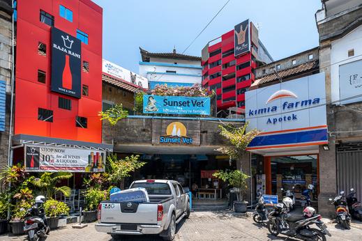RedDoorz Hostel near Trans Studio mall Bali - Photo