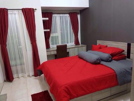 AF Margonda Residence 4 Depok - Bedroom