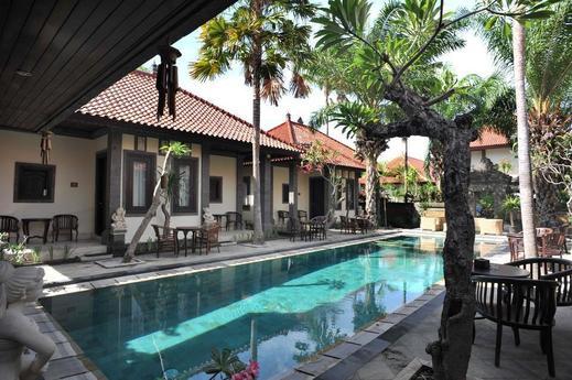 Airy Eco Denpasar Selatan Mertasari 59 Bali - Swimming Pool